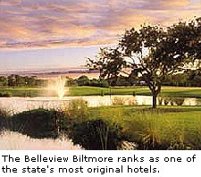 The Belleview Biltmore Hotel Golf and Spa Resort