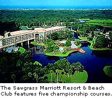 The Sawgrass Marriott Country Club