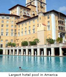 Largest Hotel Pool in America