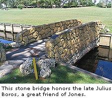 Bridge honoring Julis Boros