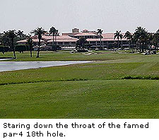 Doral Blue Golf Course