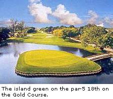 Doral Gold Golf Course