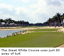 Doral White Golf Course