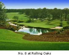 No. 8 at Rolling Oaks