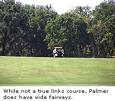 Saddlebrook's Palmer Course