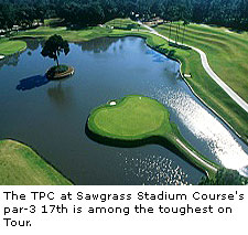 The TPC at Sawgrass Stadium Course